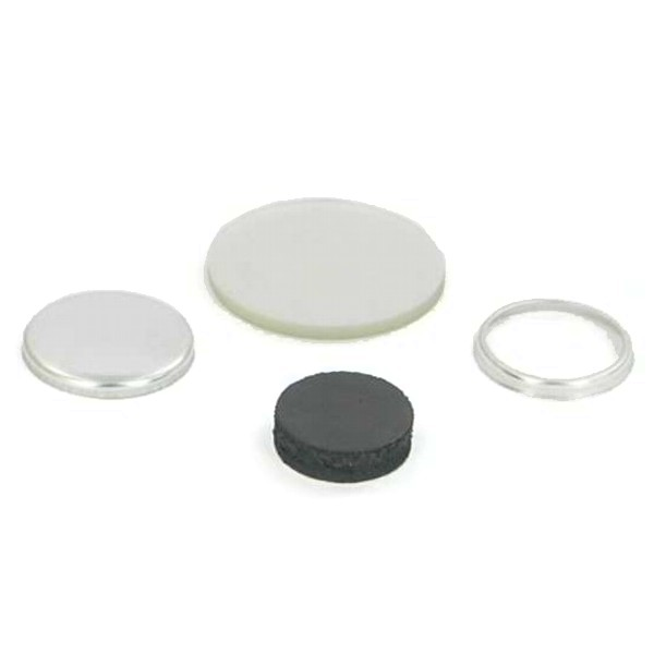 "7/8"" Round Magnet Button Complete Set"