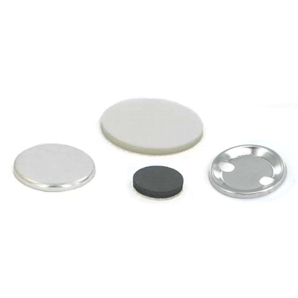 "1-1/4"" Round Magnet Button Complete Set"
