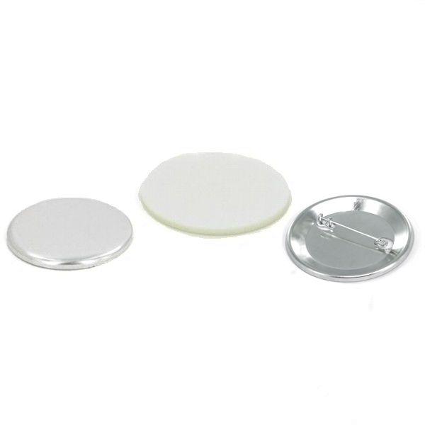 "1-3/4"" Round Button Complete Set"